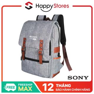 Balo Sony Extrabass Đựng Laptop Hạn Chế Thấm Nước thumbnail