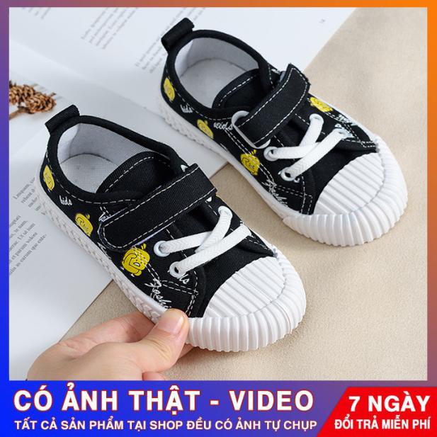 ( Bảo hành 12 tháng ) Giày Tập đi Cho Bé Hoa Đế Mềm Chống trơn trượt GiàyThể Thao Cho Bé giá rẻ