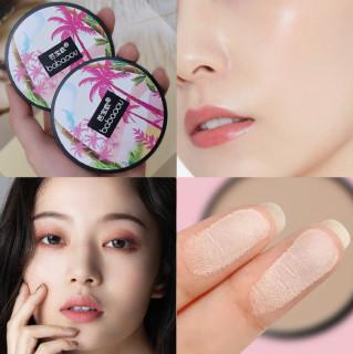 Phấn Nền Trang Điểm NHIỆT ĐỚI HỒNG B4003 makeup powder kiềm dầu che khuyết điểm lâu trôi mềm mịn tự nhiên kiềm dầu nội địa chính hãng sỉ rẻ thumbnail