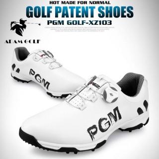 NEW 2021 - Loại 1 - Bảo hành 1 năm - Giày Golf đế dẫm cỏ chống nước cho người chơi Golf chuyên nghiệp thumbnail