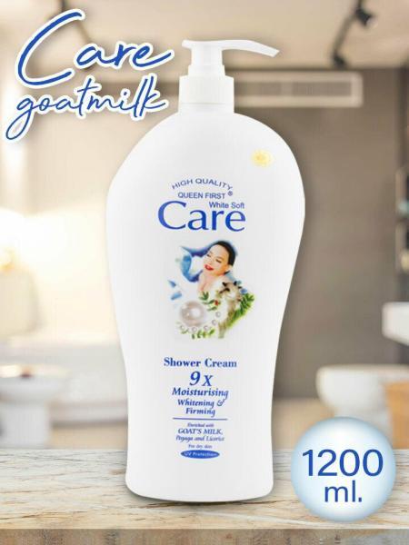 Sữa tắm sữa dê Care 1,2L