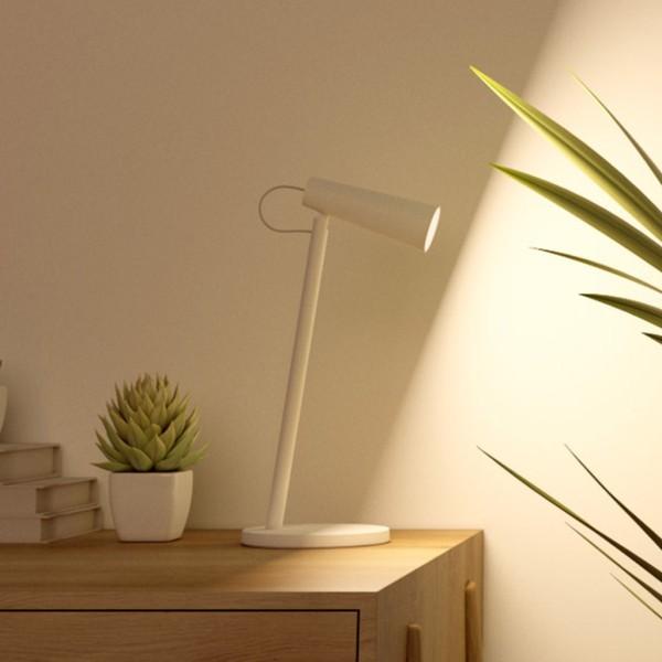 [HÀNG CHÍNH HÃNG] Đèn bàn tích điện 2000mAh Xiaomi Mijia MJTD03YL LED Desk lamp - 10lm - 100lm / 2600k - 4600k