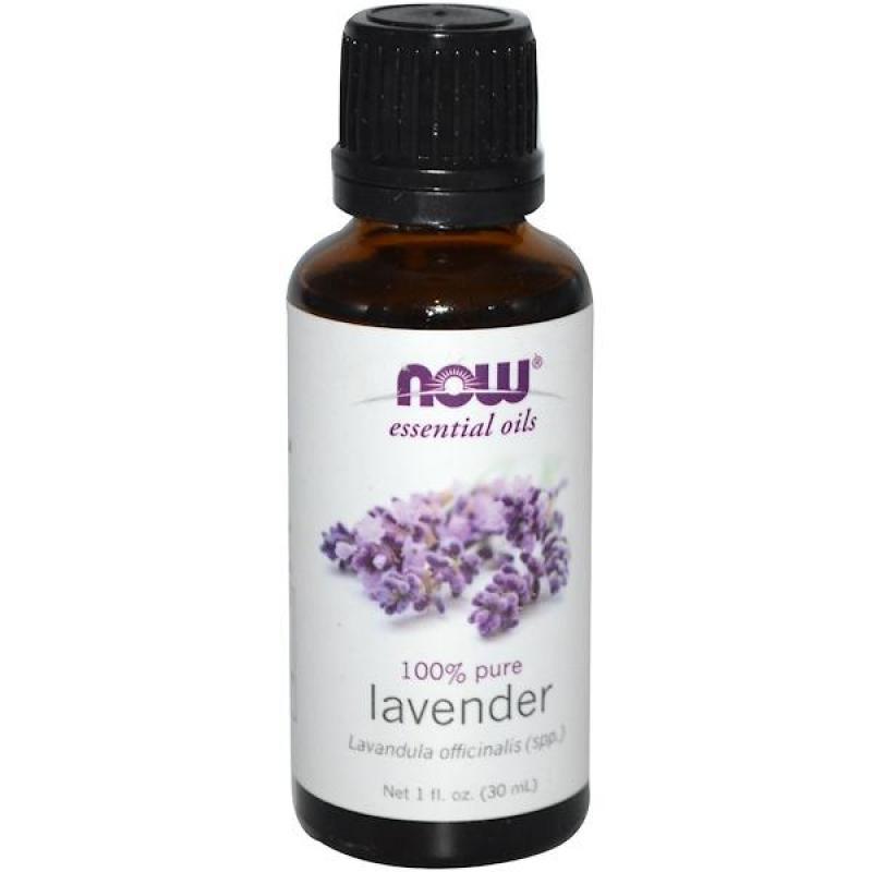 Tinh dầu oải hương Now Foods Lavender Essential  Oil 1 fl oz (30 ml)
