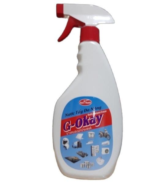 Nước tẩy đa năng G - Okay 600ML