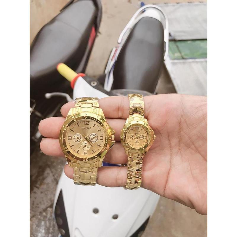 Đồng hồ thời trang nam nữ Rosra mã số 02