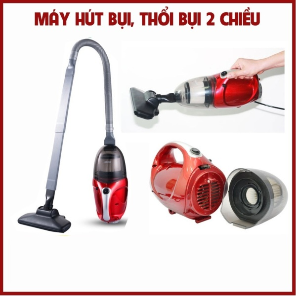Máy Hút Bụi Đa Năng Cầm Tay 2 Chiều, Máy Hút Bụi Công Suất Lớn - Máy hút bụi cầm tay 2 chiều hút & thổi Vacuum Cleaner JK8