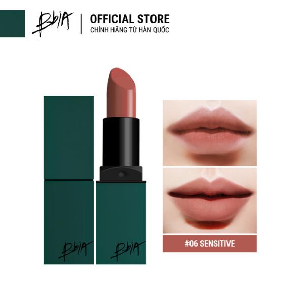 Son thỏi lì Bbia Last Lipstick Version 2 – Có chọn màu cao cấp