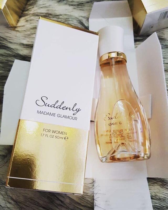 Nước hoa Đức Suddenly 50ml Perfume