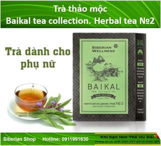 Trà thảo mộc Baikal tea collection. Herbal tea 2 thumbnail