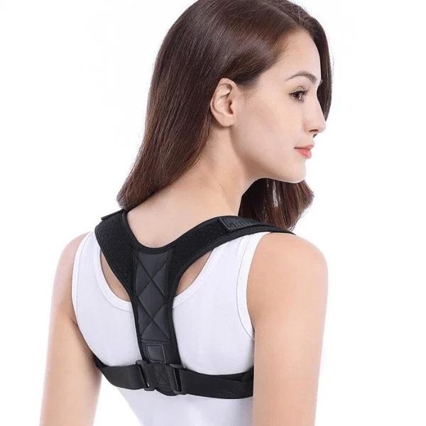 Đai chống gù lưng tốt, Dây đai lưng chống gù HD-01 giữ Form chuẩn dáng dùng cho cả nam và nữ