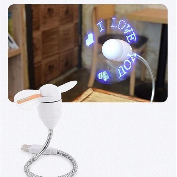 Bảng giá QUẠT TẠO CHỮ I LOVE YOU CỔNG USB Phong Vũ
