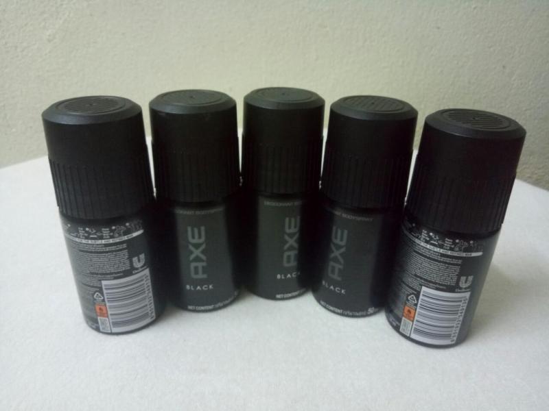 Combo 3 chai xịt khử mùi axe chai 50ml = 150ml + Tặng 1 túi đựng tốt nhất
