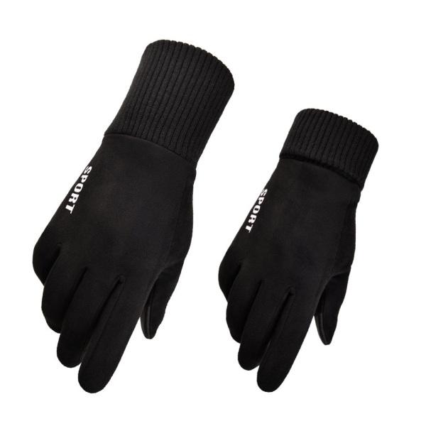 Găng tay nam, bao tay nam mùa đông giữ ấm cảm ứng điện thoại TOPEE01