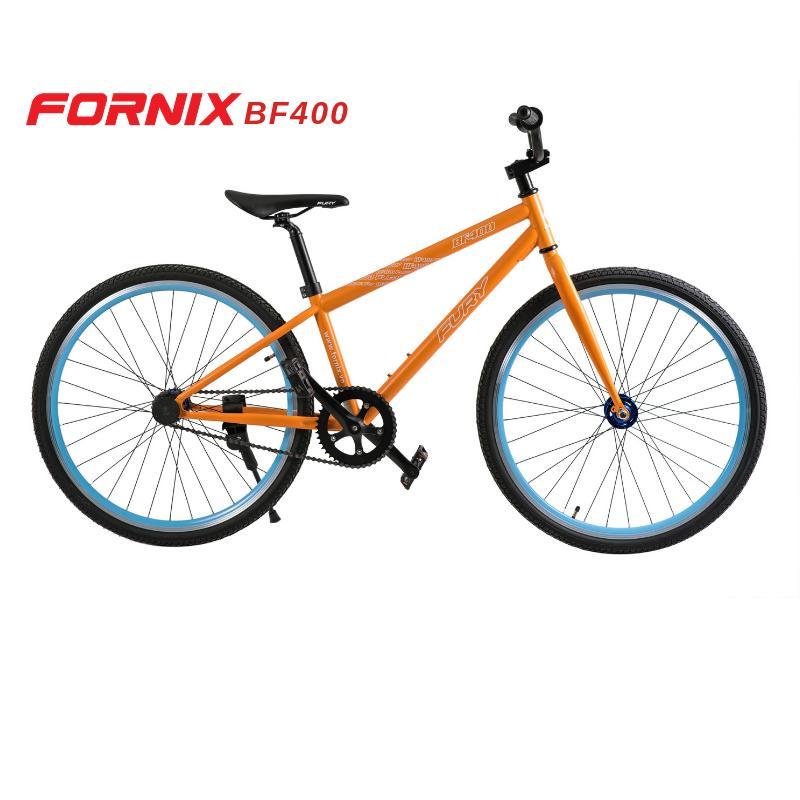 Mua Xe đạp fixed gear BF400 màu CAM sôi động