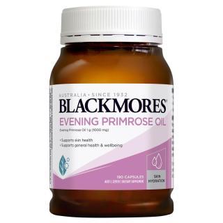 Viên uống tinh dầu hoa Anh Thảo Blackmores Evening primrose oil 190 viên thumbnail