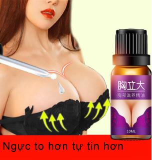 Dầu nở ngực.Ngực to hơn tự tin hơn thumbnail