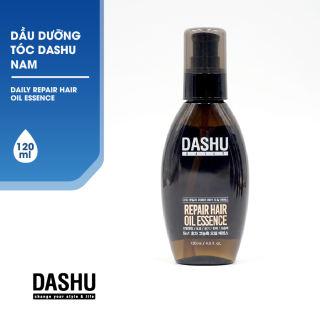 Dầu dưỡng tóc Dashu Daily Repair Hair oil Essence, tinh dau duong toc tổng hợp từ 9 loại dầu tự nhiên giúp dưỡng tóc mềm mượt, phục hồi tóc hư tổn do máy sấy, thuốc nhuộm, ma sát, tia cực tím, bổ sung dưỡng chất cho tóc khô.