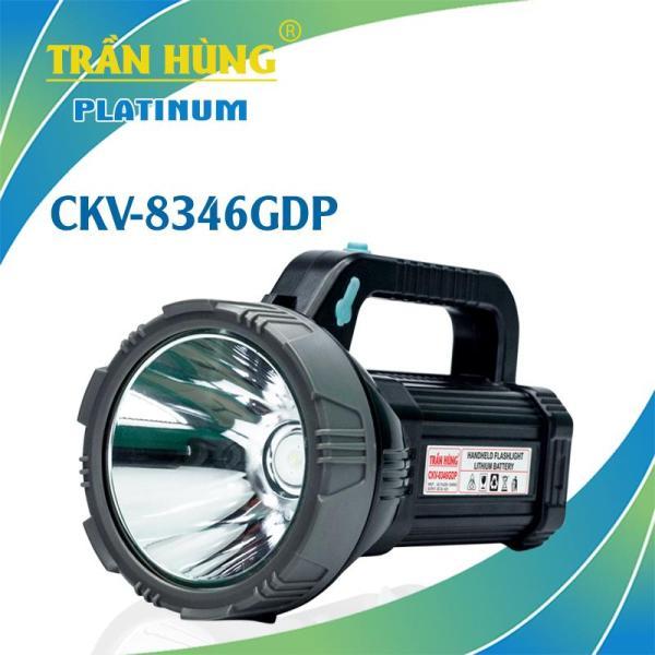 Đèn Pin Siêu Sáng CAO CẤP CKV-8346GDP