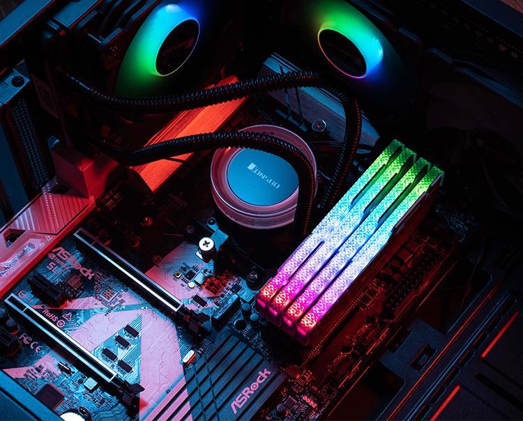 Không Nên Bỏ Lỡ Giá Sốc với Tản Nhiệt Ram Jonsbo Nc3 Led RGB