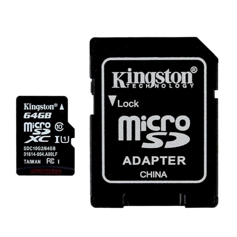 Thẻ nhớ Micro Kingston 64GB
