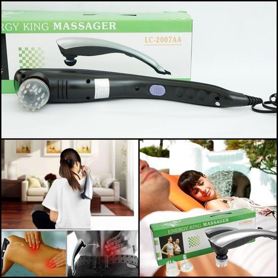 Máy massage cầm tay King LC2007 cao cấp
