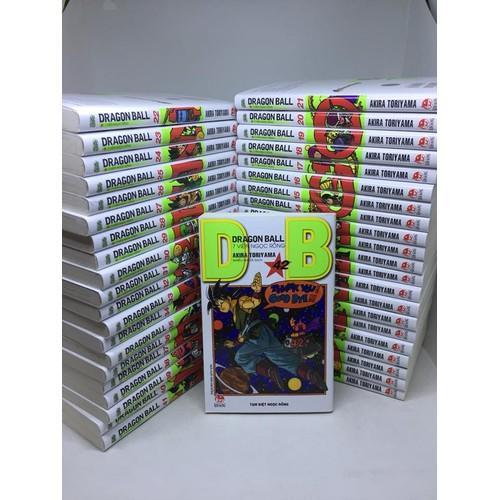 Mua Bộ truyện tranh Dragon Ball full 42 tập