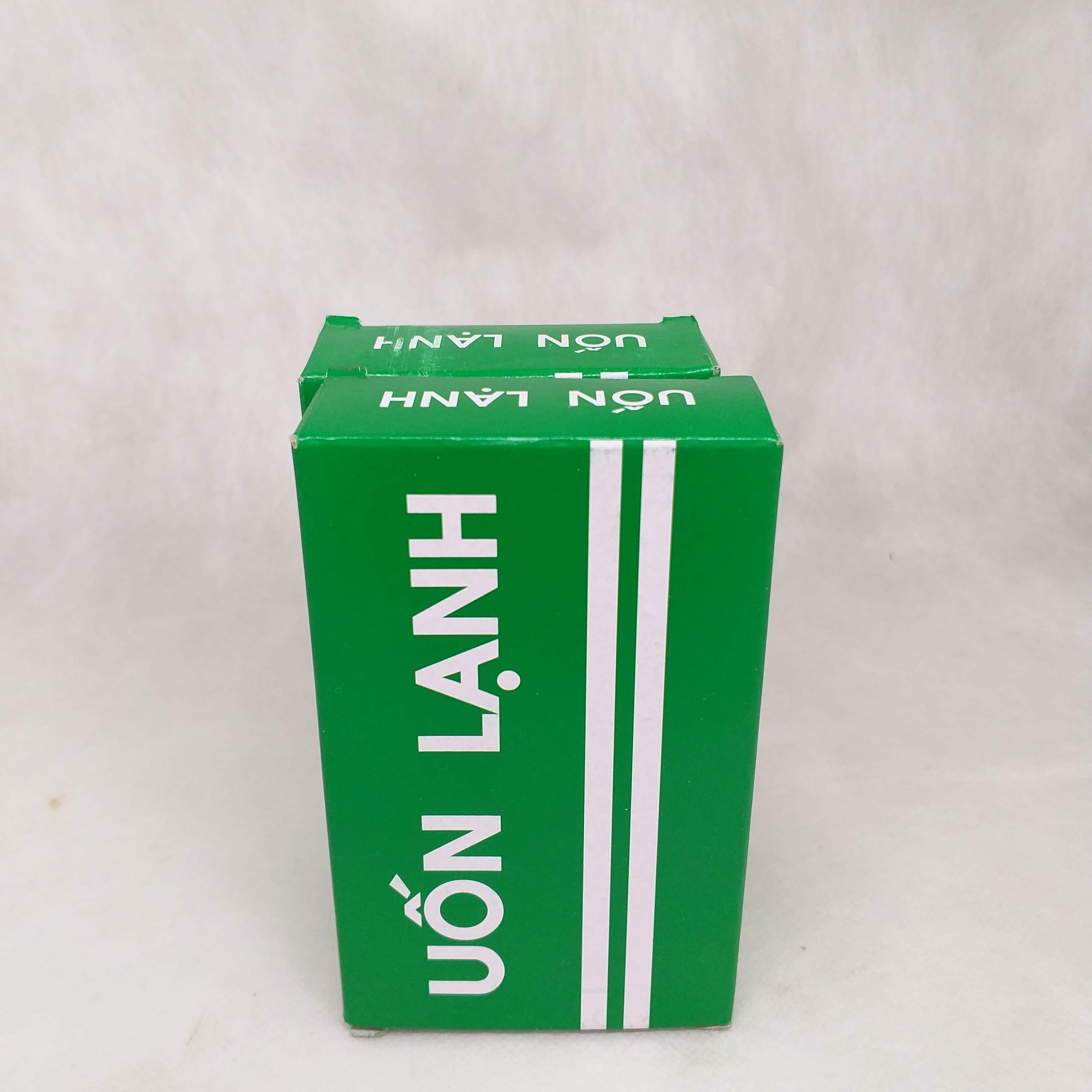Combo 2 hộp giấy uốn lạnh cho tóc chính hãng