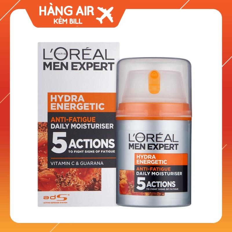 Kem dưỡng ẩm trắng da LOREAL MEN EXPERT - Xóa mờ thâm mụn dành cho nam giới
