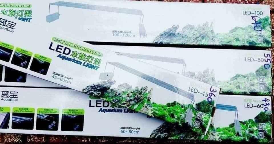 Đèn Led Aquablue 120cm Aquarium Light - Đèn Thủy Sinh Chuyên Dụng