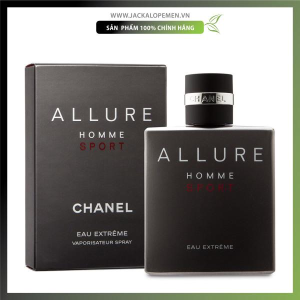 [HCM]Chanel Allure Homme Sport Eau Extreme - EDP 100ml