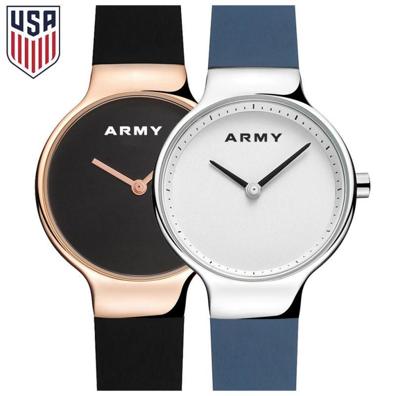 Đồng hồ Nữ ARMY USA Style Apple Sport Watch – Thiết kế thông minh – Tặng Kèm pin dự phòng DH
