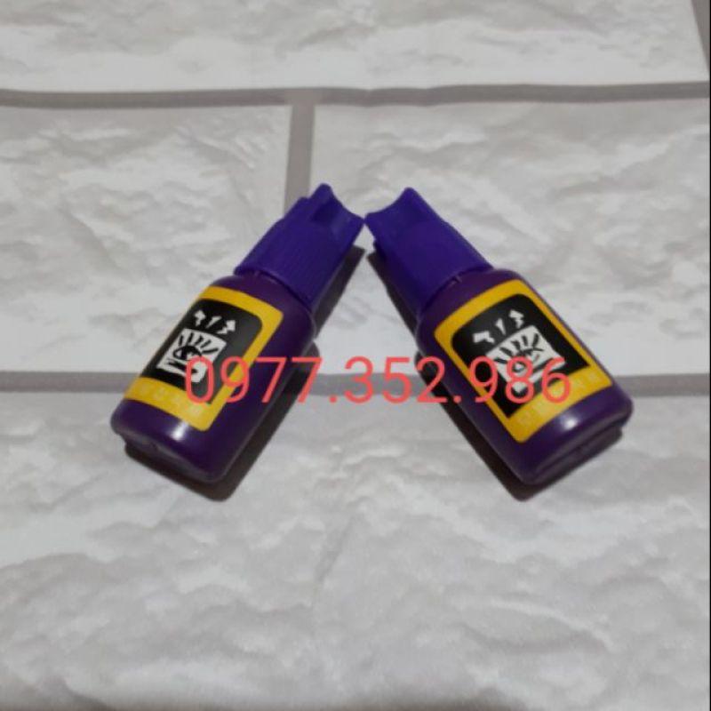 Keo nối mi dạng keo Gel nước hiệu Starcolor loại mới giúp nối mi cực chắc độ bền 4_5 tuần .sản phẩm mới siêu Hot Hot . cao cấp