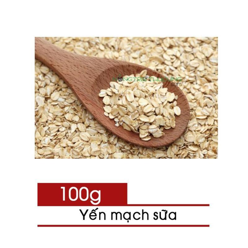 Yến Mạch Sữa Cho Hamster Gói 100gr - [Nông Trại Thú Cưng]