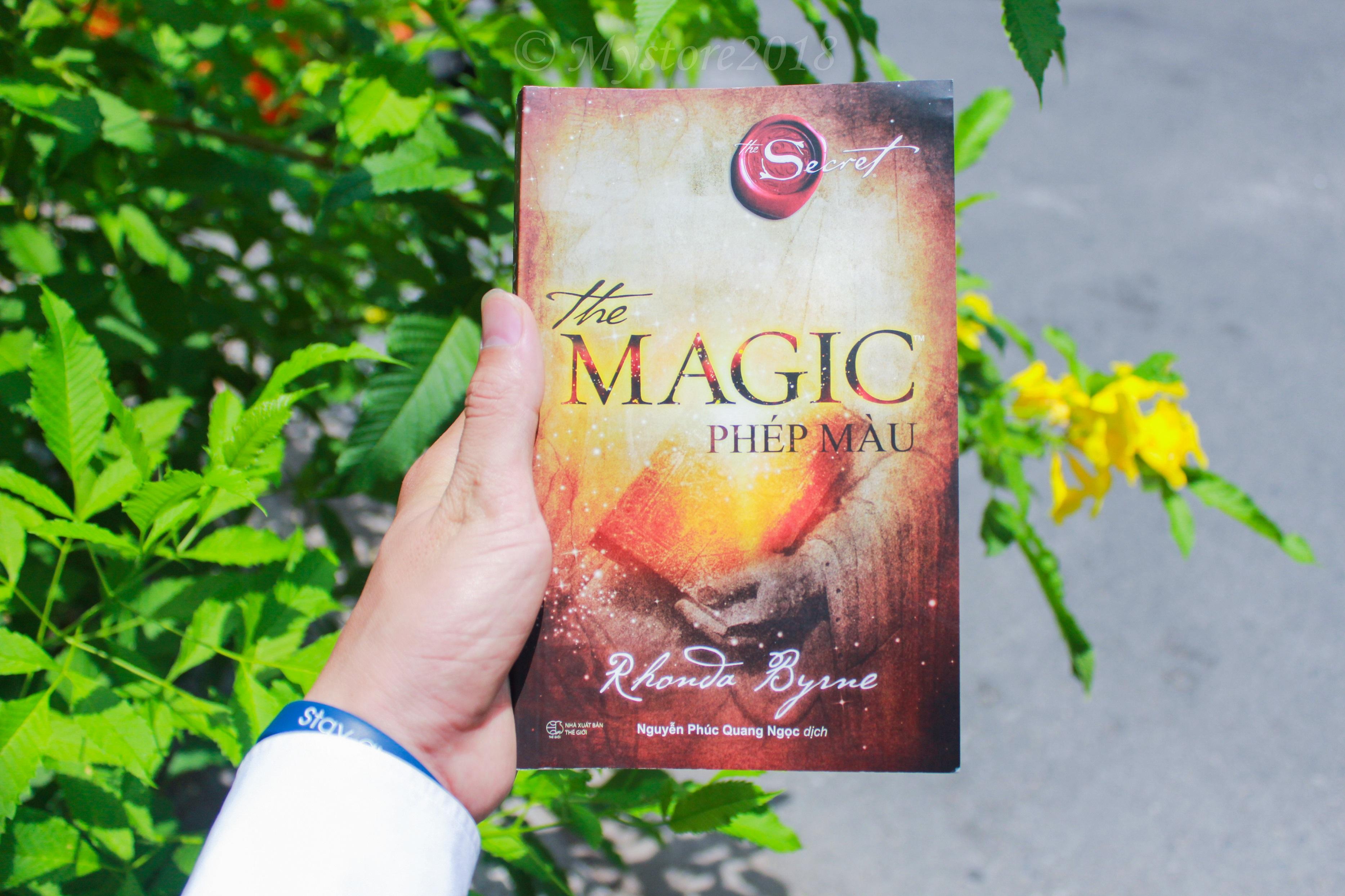 Mua Sách Giấy- The Magic Phép Màu