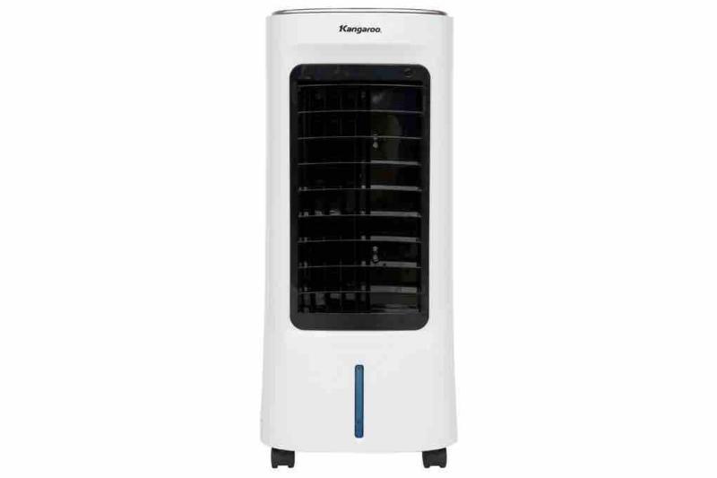 Quạt điều hòa Kangaroo KG50F58Chế độ đảo gió 4 chiều tăng diện tích làm mát. Tạo Ionizer âm lọc sạch không khíDung tích 6 lít.Tự ngắt bơm khi cạn nước đảm bảo an toàn tối ưu