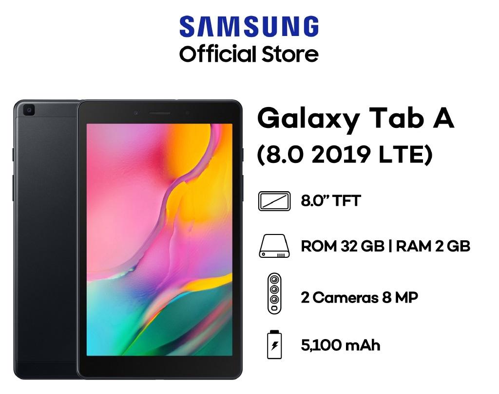 Máy tính bảng Samsung Tab A8 T295 chính hãng