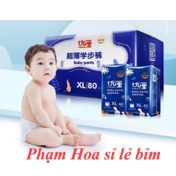 BỈM YOULI BABY PAINT