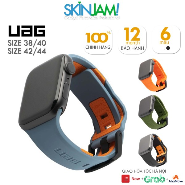 UAG Dây Apple Watch Civilian 1:1 Series 1 2 3 4 5 6 size 38 40 42 44 mm Thể Thao