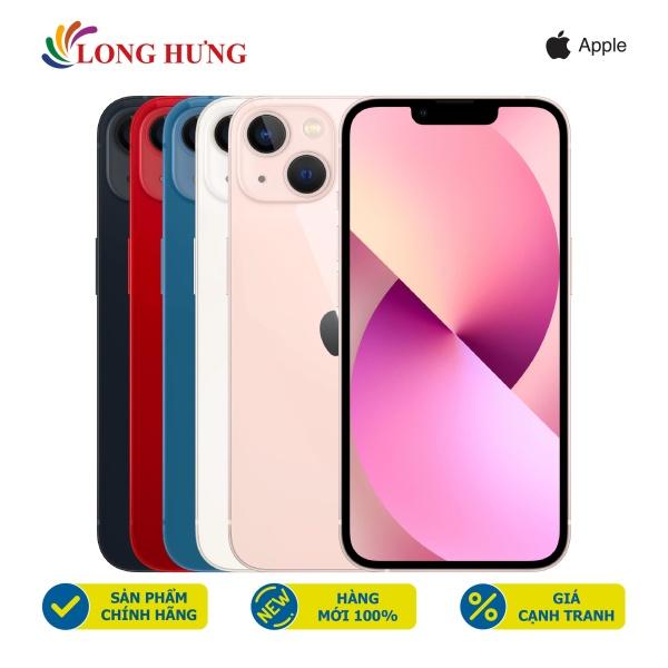 Điện thoại Apple iPhone 13 128GB (VN/A) - Hàng chính hãng - Hệ điều hành độc quyền, hiệu năng mạnh mẽ, đa nhiệm mượt mà