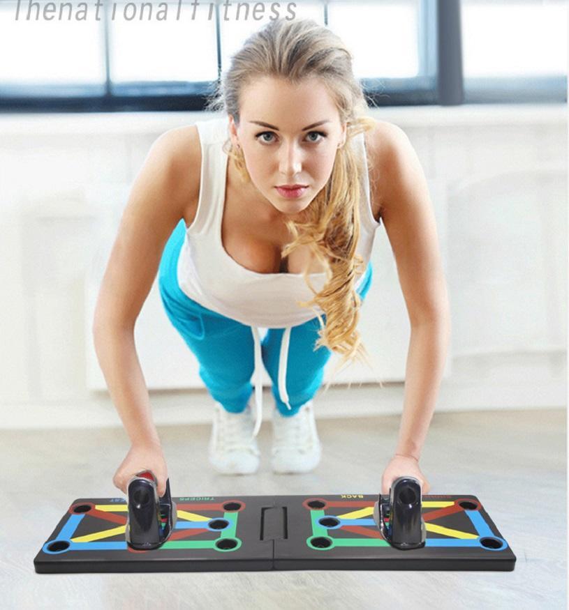 Dụng cụ tập thể dục cách tay tại nhà