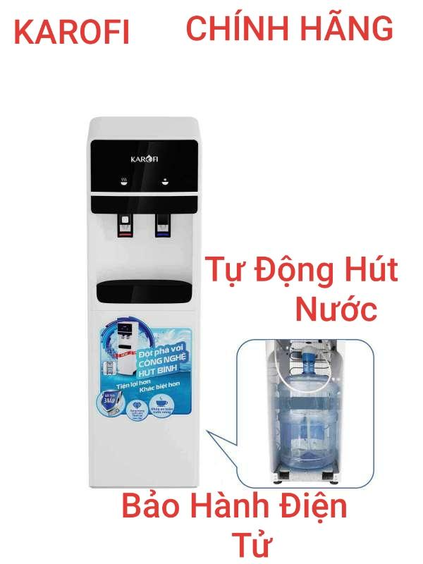 Bảng giá Cây Nước Nóng Lạnh Tự Động Hút Nước KAROFI HC02_W Điện máy Pico
