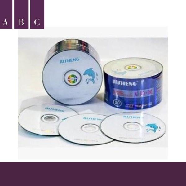 Bảng giá [HOTHOTHOT] Đĩa trắng CD Risheng 700mb(50C /1 lốc) Phong Vũ