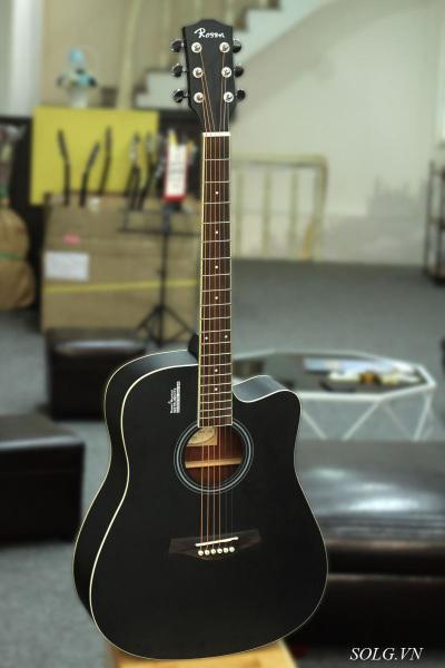 Đàn guitar Acoustic Rosen + Quà Tặng ( ảnh thật)