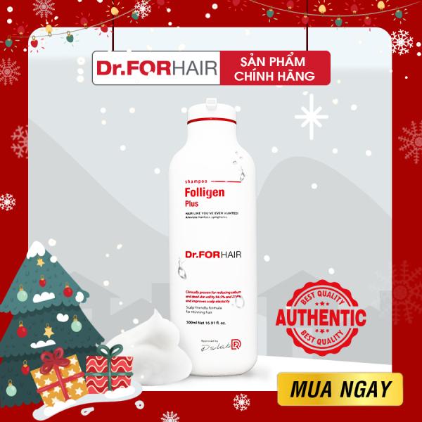Dầu gội ngăn rụng tóc kích thích mọc tóc Dr FOR HAIR 500ml
