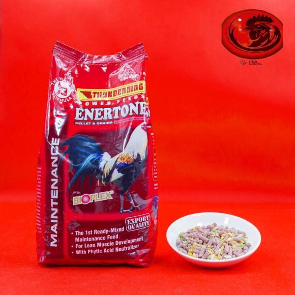 Thức ăn hỗn hợp cám và ngũ cốc ENERTONE cho gà đá