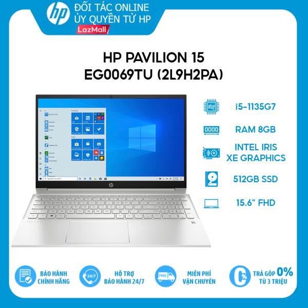 Bảng giá [VOUCHER 10% - MAX 2.5 TRIỆU] Laptop HP Pavilion 15-eg0069TU 2L9H2PA i5-1135G7 | 8GB | 512GB |15.6 FHD | Win 10 + Office Phong Vũ