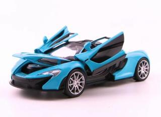 Mô hình siêu xe kim loại McLaren P1 tỷ lệ 1 32 thumbnail