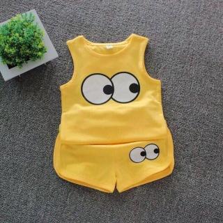 Đồ bé trai -Quần áo bé trai chất liệu cotton mềm mịn thoáng mát in hình dễ thương (6-16kg) thumbnail