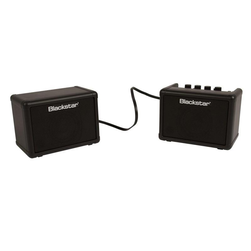 Cặp Mini Amp Stereo Cho Guitar điện Blackstar FLY3 Pack