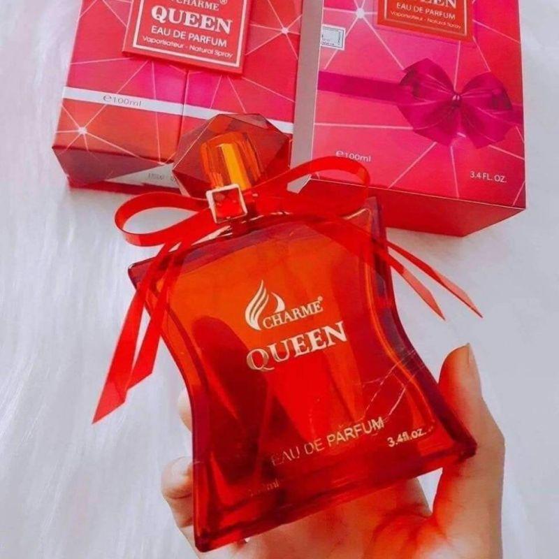 Nước hoa nữ Queen 100ml + kèm quà tốt nhất